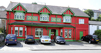 Grogg - The Groggshop, Treforest