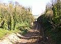The Huddersfield and Penistone Line, Berry Brow, Almondbury - geograph.org.uk - 392234.jpg