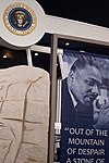The Martin Luther King Jr. float at the 57th Presidential Inauguration 130121-Z-QU230-313.jpg