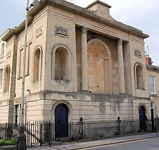Cheltenham Masonic Hall Masonic lodge in England