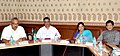 The Minister of State (Independent Charge) for Power, Coal and New and Renewable Energy, Shri Piyush Goyal holding a meeting with the Chief Minister of Rajasthan, Smt. Vasundhara Raje, in Jaipur on June 17, 2014.jpg