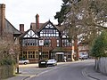 The Montagu Arms hotel, Beaulieu, New Forest - geograph.org.uk - 307073.jpg
