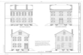 The Raney House, Market and F Streets, Apalachicola, Franklin County, FL HABS FLA,19-APA,1- (sheet 3 of 4).png