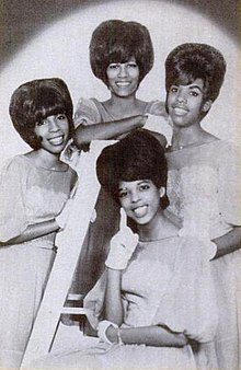 The Royalettes 1965