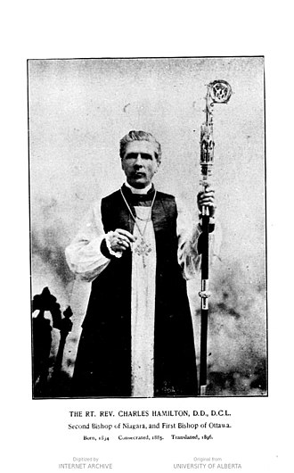 Charles Hamilton (bishop) - Image: The Rt. Rev. Charles Hamilton