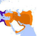 The Sassanid Empire's 7th century conquests.png