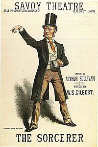 The Sorcerer poster with J. W. Wells (1884 revival).jpg