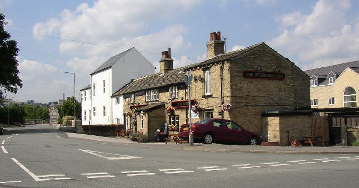 The Spring Gardens Inn, Elland Lane, Elland - geograph.org.uk - 38935.jpg