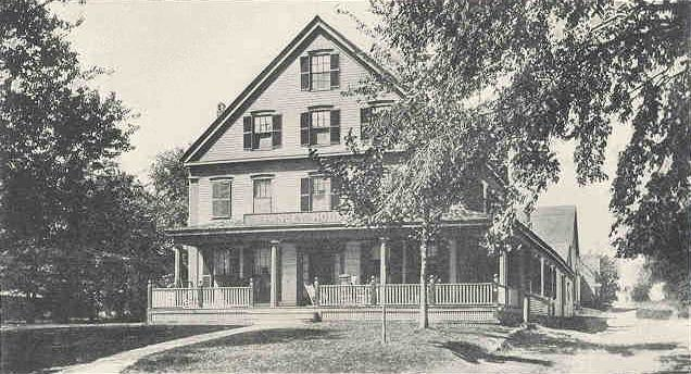 The Stanley House, Scituate, MA