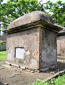The Tomb of Catherine Paulina Lennon in Dutch Cemetery at Chinsurah.jpg