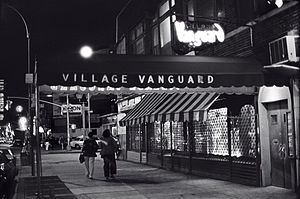 Village Vanguard - In 1976