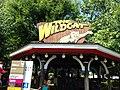 The Wildcat roller coaster 1, Hersheypark, 2013-08-10.jpg