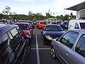 The car park in the Orbital Retail Park - geograph.org.uk - 1388911.jpg