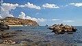 The coast near Stegna 1. Rhodes, Greece.jpg