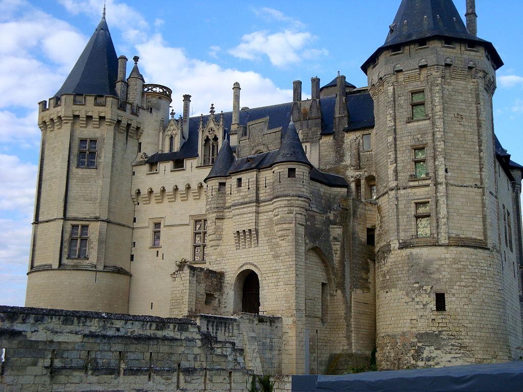 хвалёная картинка рыцарского замка в средние века был еще школьных