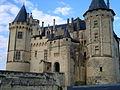 The gate of the Château de Saumur.JPG