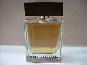 """Italian design - """"The One"""", the fragrance by Dolce & Gabbana."""