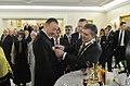 The presidents of Azerbaijan and Turkey have been awarded at Cankaya Palace 16.jpg