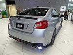 The rearview of Subaru WRX S4 STI Sport EyeSight (DBA-VAG).jpg