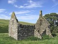 The ruined building at Seefew - geograph.org.uk - 236233.jpg