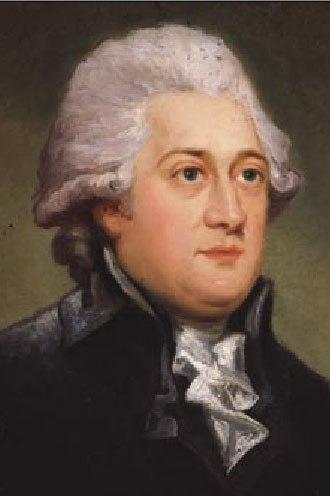 Carl Frederik von Breda - 1788 Portrait of abolitionist Thomas Clarkson