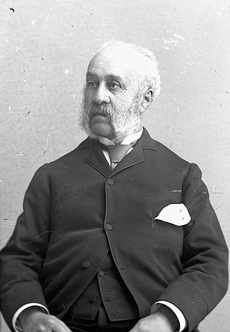 Thomas Fuller (architect) - Fuller in 1889