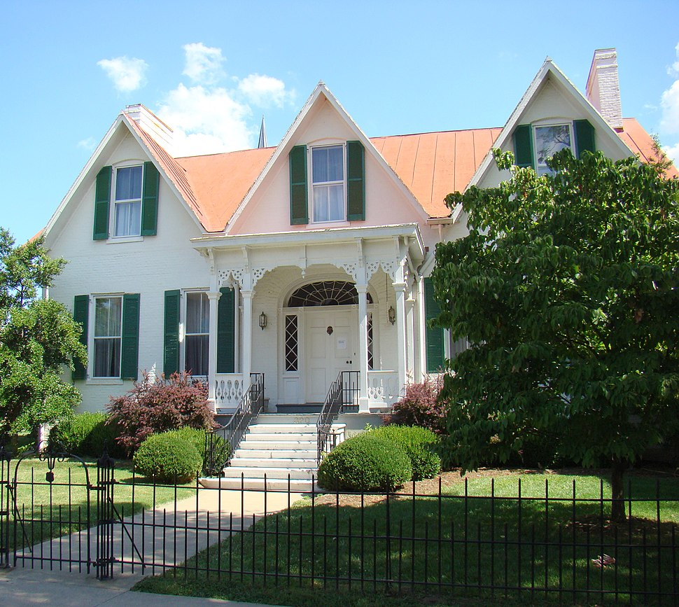 Thomas Todd House; Frankfort, Kentucky
