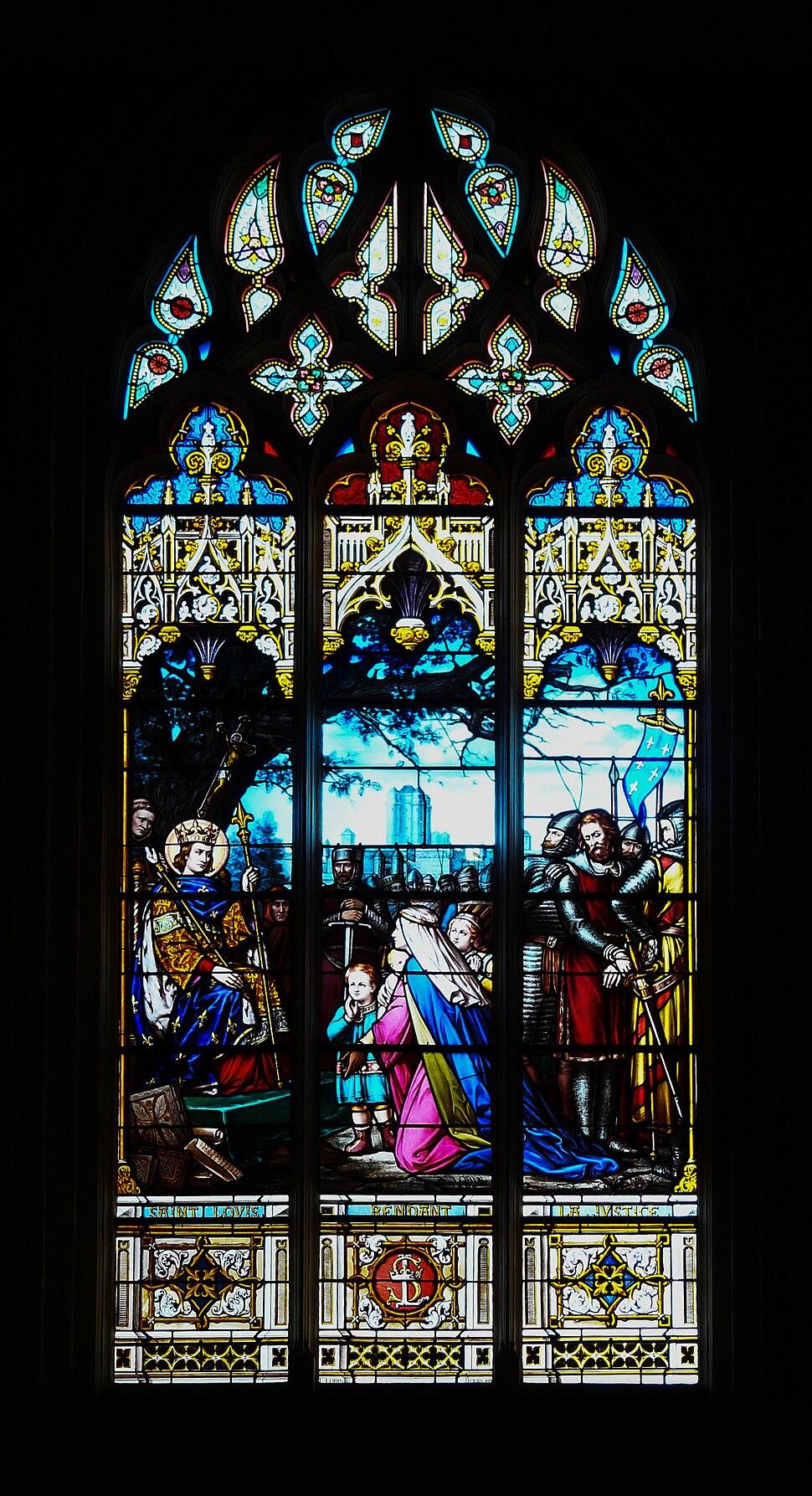 Thouars église St Médard (10)
