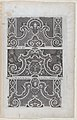 Three Designs for Embroidered Headboards, from Nouveaux Liure da Partements, part of Œuvres du Sr. D. Marot MET DP874081.jpg
