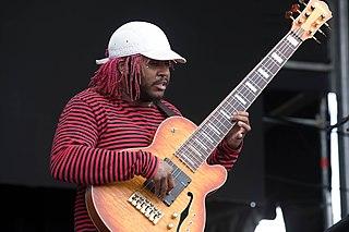 Thundercat (musician) American musician from Los Angeles, California