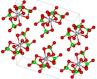 Titanium perchlorate chemical compound