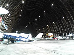 Tillamook Air Museum interior.jpg