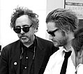 Tim Burton and Emilio Insolera.jpg