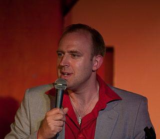 Tim Vine English comedian
