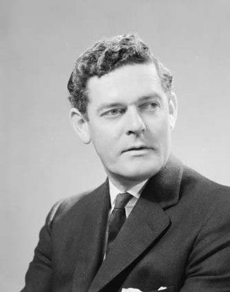 Tom Hughes (Australian politician) - Image: Tom Hughes 1966