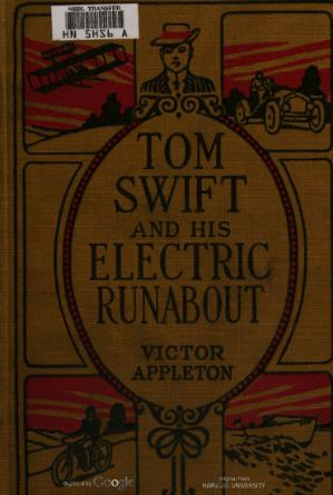 Tom Swift and His Electric Runabout.djvu