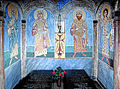 Tomb of King Marian, Church of Samtravo.jpg