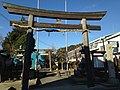 Torii of Inuyama Shrine.JPG