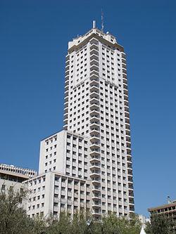 מגדל מדריד