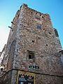 Torre del palau del Duc de Gaeta, Sagunt.JPG