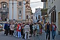 Tourism has certainly reached Vilnius - Old Town, Sept. 2008 (2937998142).jpg