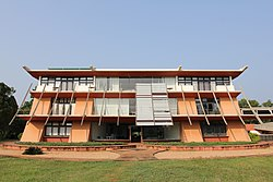 Town hall of Auroville