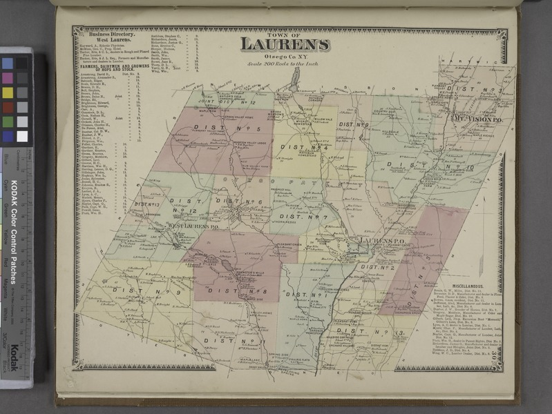 File:Town of Laurens, Otsego Co. N.Y. (Township); Business Directory. West Laurens. NYPL1602762.tiff
