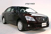 Toyota Premio thumbnail