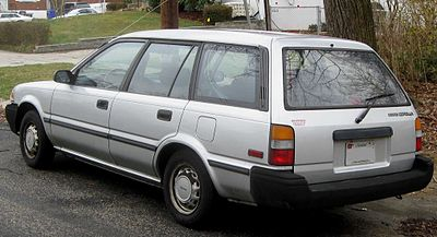 Toyota Corolla E90 Wikiwand
