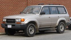 1990-1994 Toyota Land Cruiser (US)