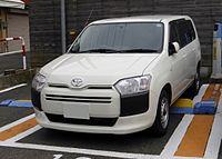 Toyota PROBOX DX (NSP160V) front.JPG