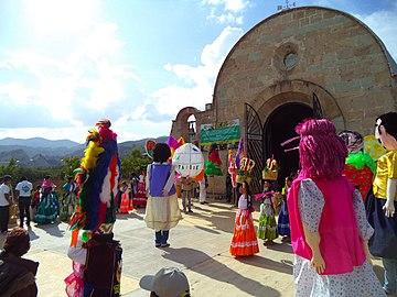 Tradición y cultura en el Geoparque Mundial Mixteca Alta I.jpg