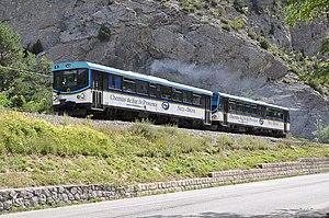 Digne-les-Bains - The Train des Pignes