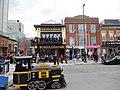 Train on George Street - 02.jpg